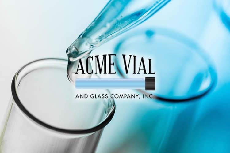 Paso Robles Web Design | Acme Vial Wholesale Glass Manufacturer