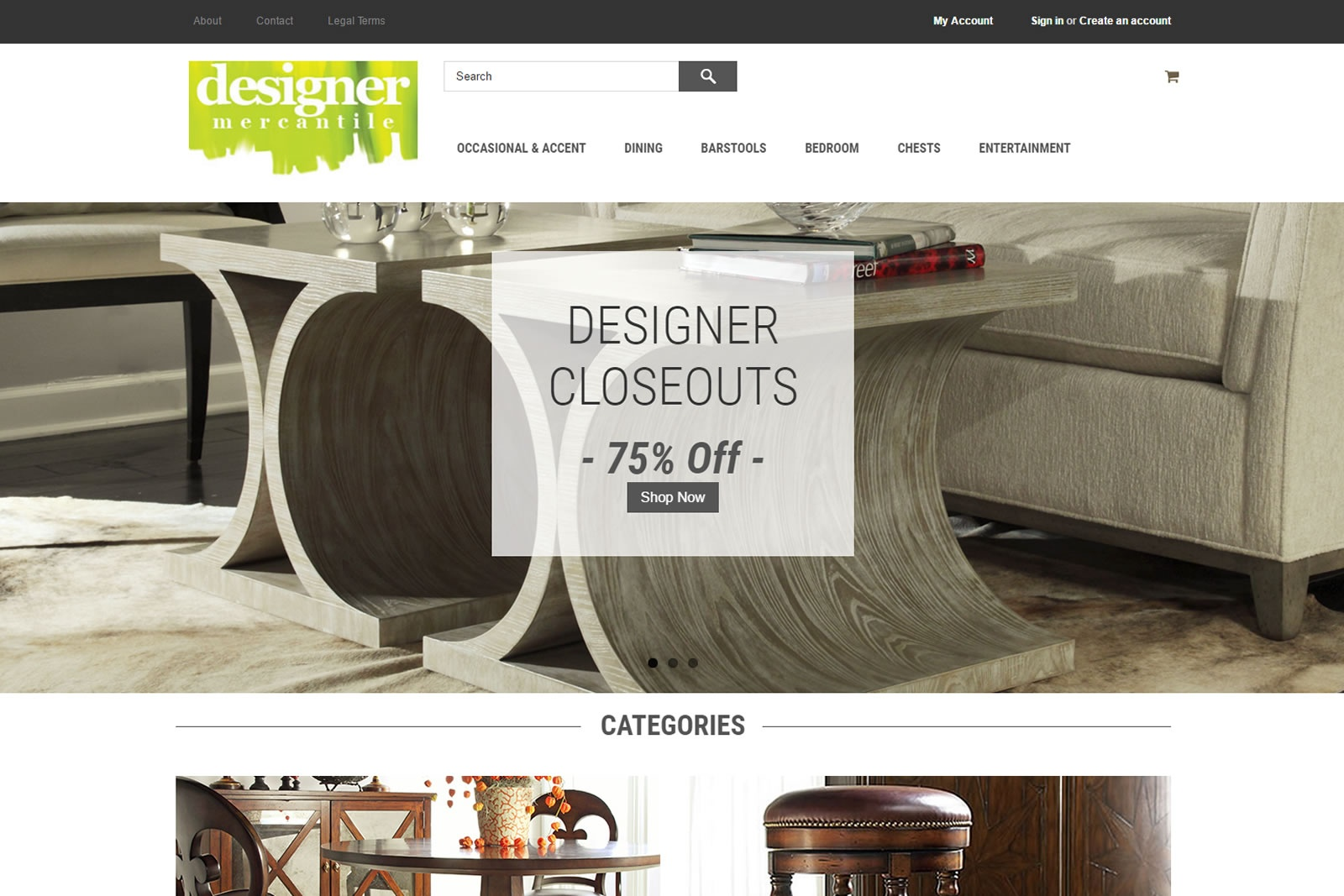 Designer Mercantile