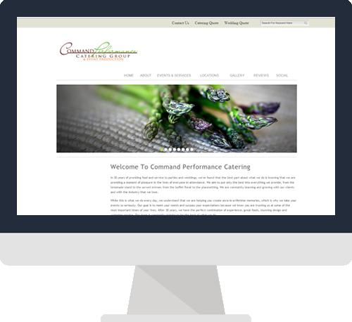 Before Moorpark Custom Website Design