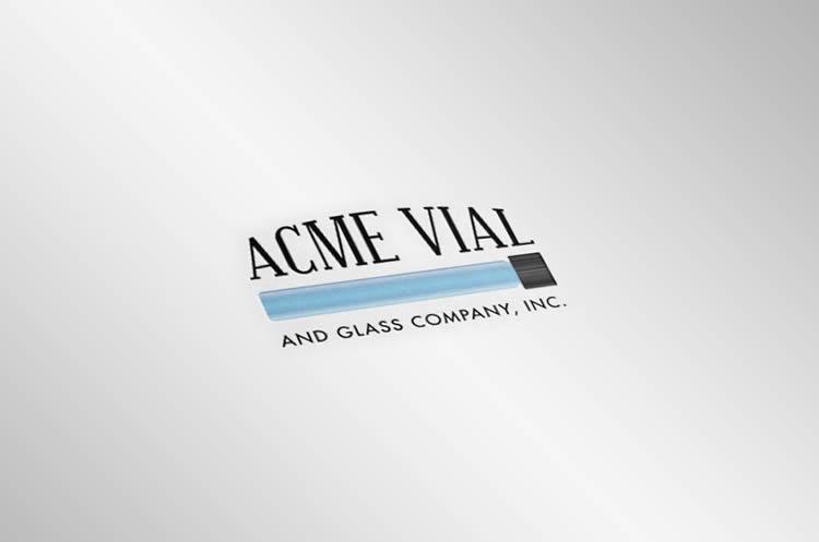 Logo Design | Acme Vial