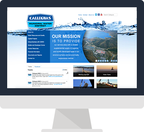 Simi Valley After Custom Website Design